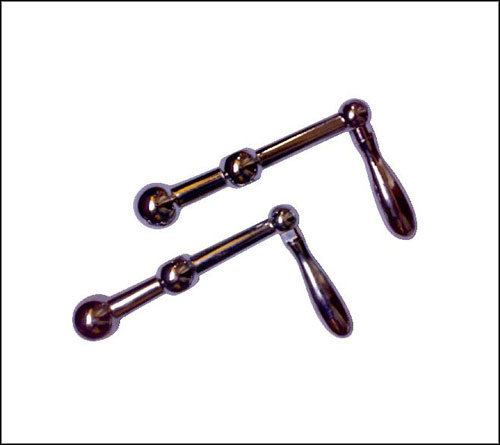 Ball Crank Handle With Lever