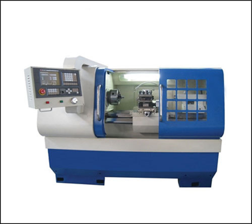 CNC Flat bed lathe ST320